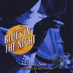 Solee, Denis - Blues In The Night CD Cover Art