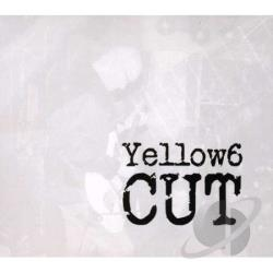 Yellow6 - Cut CD Cover Art