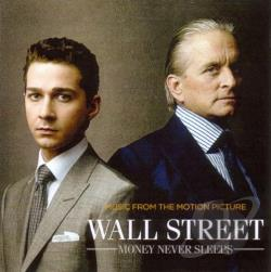 Wall Street: Money Never Sleeps CD Cover Art