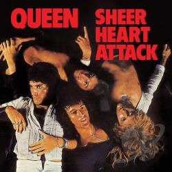Queen - Sheer Heart Attack SA Cover Art