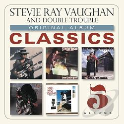 Stevie Ray Vaughan Stevie Ray Vaughan Amp Double Trouble