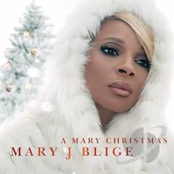 Blige, Mary J. - Mary Christmas CD Cover Art