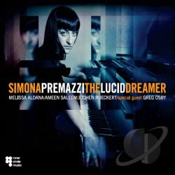 Premazzi, Simona - Lucid Dreamer CD Cover Art