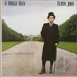 John, Elton - Single Man CD Cover Art