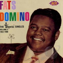 Domino, Fats - Imperial Singles, Vol. 2: 1953 - 1956 CD Cover Art