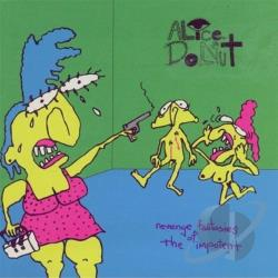 Alice Donut - Revenge Fantasies of the Impotent CD Cover Art