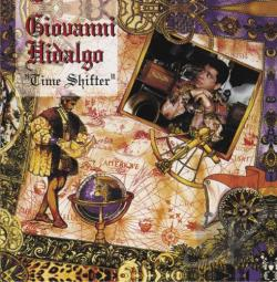 Hidalgo, Giovanni - Time Shifter CD Cover Art