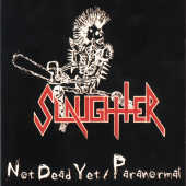 Slaughter - Paranormal CD Cover Art