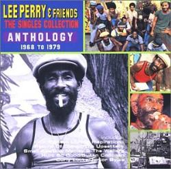 Perry, Lee 'Scratch' - Singles Collection: Anthology 1968-1979 CD Cover Art