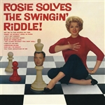 Clooney, Rosemary - Rosie Solves the Swingin' Riddle! CD Cover Art