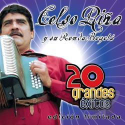 Pina, Celso - 20 Grandes Exitos CD Cover Art