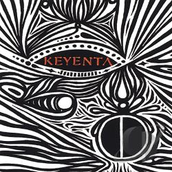 KEYENTA - Entitled CD Cover Art