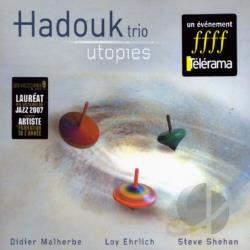 Hadouk Trio - Utopies CD Cover Art