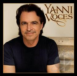 Yanni - Yanni Voces CD Cover Art
