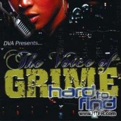 Voice Of Grime CD Cover Art