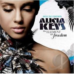 Keys, Alicia - Element of Freedom CD Cover Art