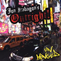 Jon Irabagon's Outright! - Un Hinged CD Cover Art