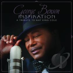 Benson, George - Inspiration: A Tribute to Nat King Cole CD Cover Art