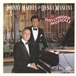 Mathis, Johnny - Hollywood Musicals CD Cover Art