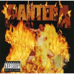 Pantera - Reinventing the Steel CD Cover Art