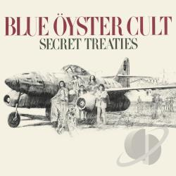 Blue Oyster Cult - Secret Treaties CD Cover Art