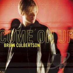 Culbertson, Brian - Come on Up CD Cover Art