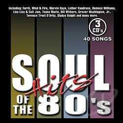 Soul Hits of the 80's CD Cover Art