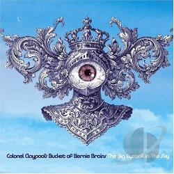 Colonel Claypool's Bucket of Bernie Brains - Big Eyeball in the Sky CD Cover Art