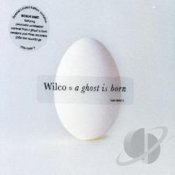 Wilco - Ghost Is Born CD Cover Art