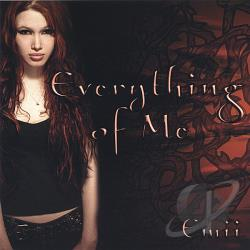 Emii - Everything Of Me CD Cover Art