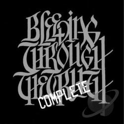 Bleeding Through - Complete Truth CD Cover Art