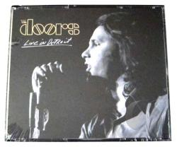 Doors - Live at the Matrix '67 CD Cover Art
