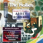 Hollies - Hollies At Abbey Road 1963-1966 DB Cover Art