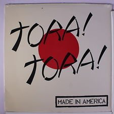 Tora Tora - Made in America LP Cover Art