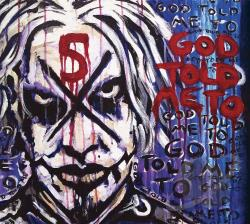 John 5 - God Told Me To CD Cover Art