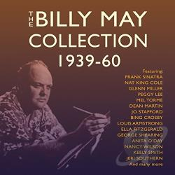 May, Billy - Billy May Collection: 1939-60 CD Cover Art
