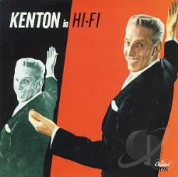 Kenton, Stan - Kenton in Hi-Fi CD Cover Art