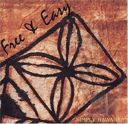 Free & Easy - Simply Hawaiian CD Cover Art