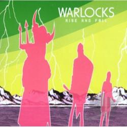 Warlocks - Rise & Fall CD Cover Art