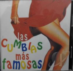 Las Cumbias Mas Famosas CD Cover Art