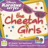 Disney's Karaoke Series - Disney's Karaoke Series: Cheetah Girls CD Cover Art
