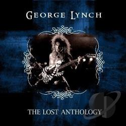 Lynch, George - Lost Anthology CD Cover Art