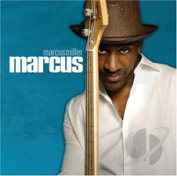 Miller, Marcus - Marcus CD Cover Art