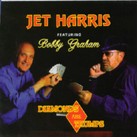 Harris, Jet - Diamonds Are Trumps CD Cover Art
