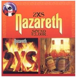 Nazareth - 2XS/Sound Elixir CD Cover Art