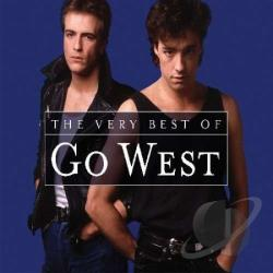 Go West - Very Best of Go West CD Cover Art