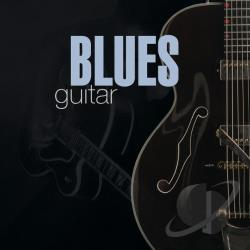 Blues Guitar CD Cover Art