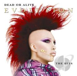 Dead Or Alive - Evolution: Best Of CD Cover Art