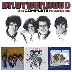 Brotherhood - Complete Recordings CD Cover Art