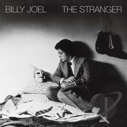 Joel, Billy - Stranger CD Cover Art